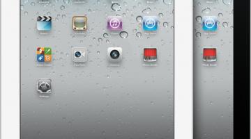 Ipad - máy tính bảng của apple
