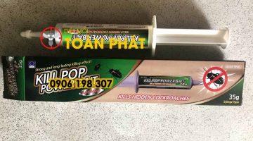 Thuốc Bả diệt gián Kill pop Power bait Hàn Quốc